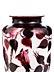 Detail images: Loetz-Vase mit Rosen