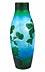 Detail images: Seltene Vase mit Eichenlaub