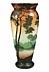 Detail images:  Große Legras-Vase