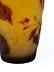 Detail images: D'Argental-Vase mit Kapuzinerkresse
