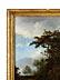 Detail images: Jacob Isaakszoon van Ruisdael, um 1610 - 1652 Amsterdam und Jan Asselijn ?, 1628 Haarlem - 1682 Amsterdam