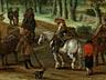 Detail images: Jochem Govertsz Camphuysen, 1601 - 1659, zug.