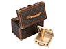 """Detail images:  Louis Vuitton """"Vanity Case"""""""