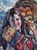 Detail images: Konstantin Alexeievitch Korowin, 1861 Moskau - 1939 Paris