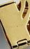 """Detail images:  Gold-Brillantcollier """"Vannerie"""" von Tiffany"""