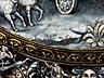 Detail images:  Limoges-Bildplatte