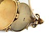 Detail images: Feine Brosche mit Damenporträt