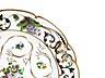 Detail images:  Paar Porzellanteller