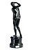 Detail images: Skulptur einer Venus