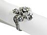 Detail images:  Diamant-Tropfenring