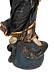 Detail images:  Lebensgroße Schnitzfigur einer Maria Immaculata