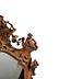 Detail images:  Paar äußerst fein und qualitätvoll geschnitzte Rokoko-Spiegelrahmen