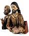 Detail images:  Barockes Figurengruppenfragment