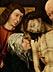 Detail images: Hugo van der Goes, um 1420 - 1482, Umkreis