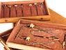 Detail images:  Sammlung von Miniatursäbeln