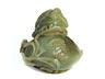 Detail images:  Jade-Pfirsiche und -Fledermäuse