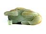 Detail images: Jade-Figur des 'Qilin'