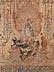 Detail images: Bedeutender und äußerst seltener Wandteppich mit Grotesken-Dekoration und Figuren der Commedia dell'arte, Jean Peux, zug.