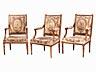 Detail images:  Louis XVI-Sitzgruppe
