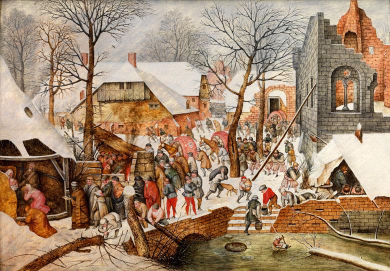 Pieter Brueghel d. J., um 1564 Brüssel – 1637 Antwerpen