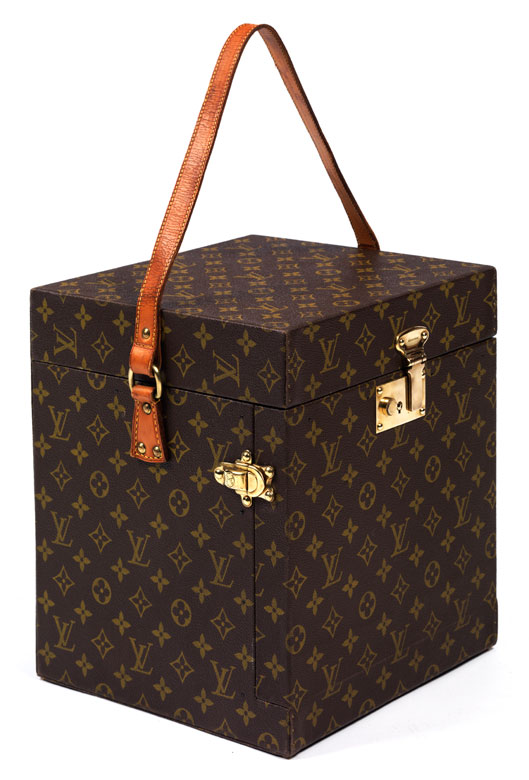"Louis Vuitton ""Wig Case"""