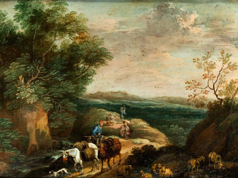 Adriaen Frans Boudewyns, 1644 – 1711, nach