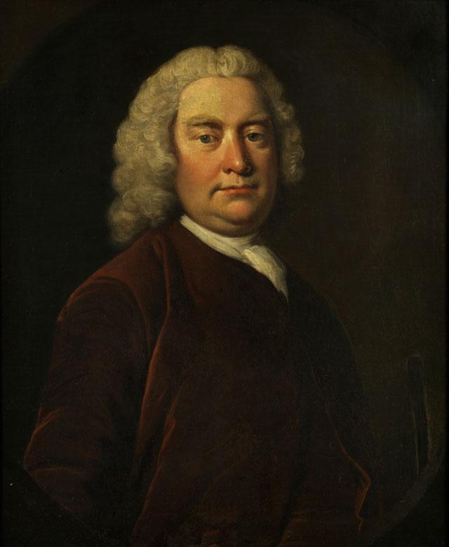 Thomas Hudson, 1701 Devonshire – 1779 Twickenham, zug.