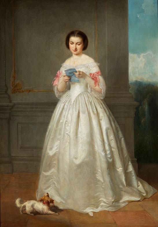 Louis Neustätter, 1829 – 1899