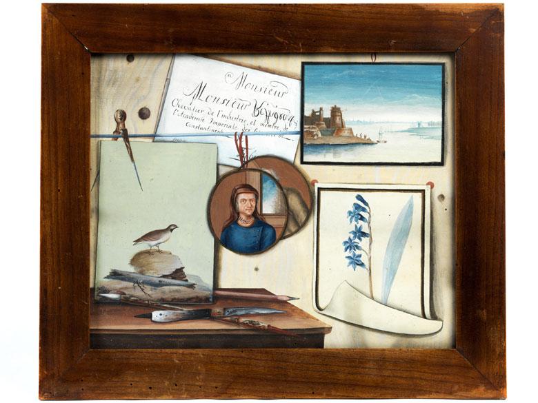 Tübinger Maler, letztes Drittel 18. Jahrhundert