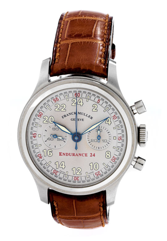 "Franck Muller Chronograph ""Endurance 24"""