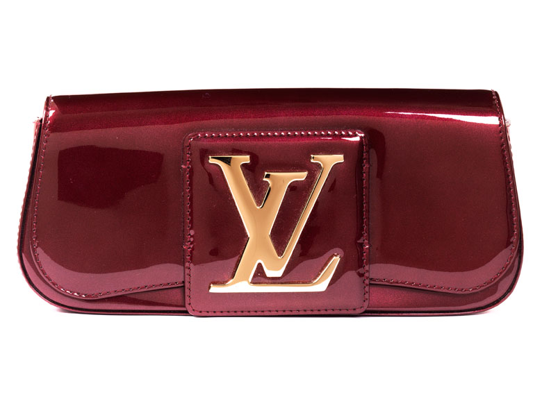 """Louis Vuitton """"Sobe"""" Bordeaux"""