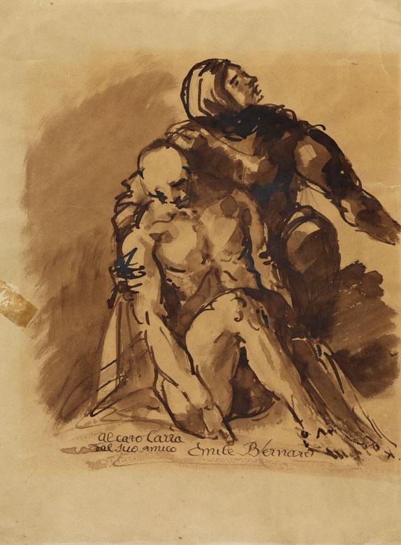 Emile Henri Bernard, 1868 Lille – 1941 Paris