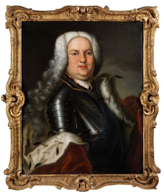 Johann Christoph Morgenstern, 1697 Altenburg – 1767 Rudolstadt