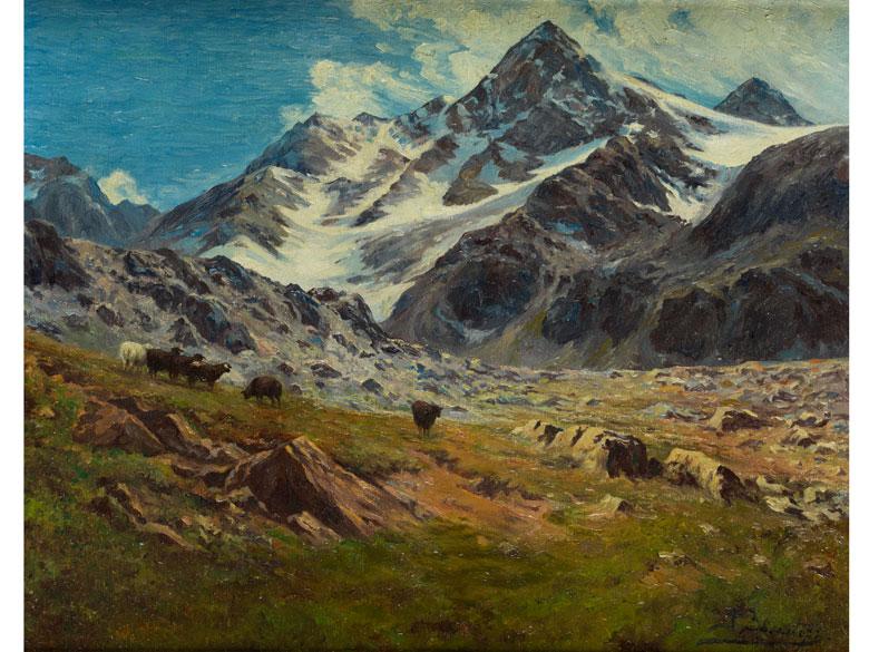 Richard Karlovich Zommer, 1866 – 1939
