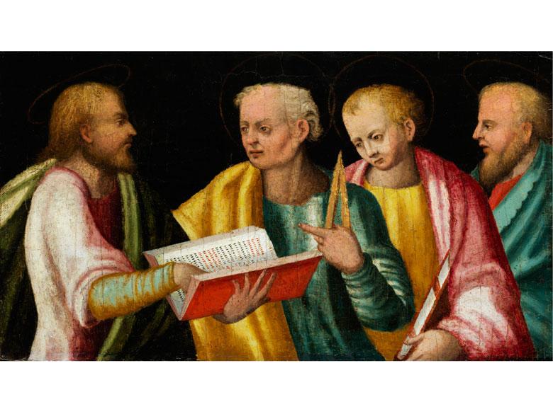 Italienischer Maler, zweites Viertel 15. Jahrhundert