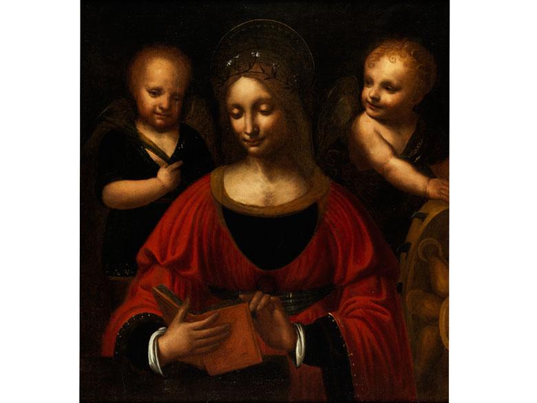 Bernardino Luini, um 1480/85 – 1532, Kreis