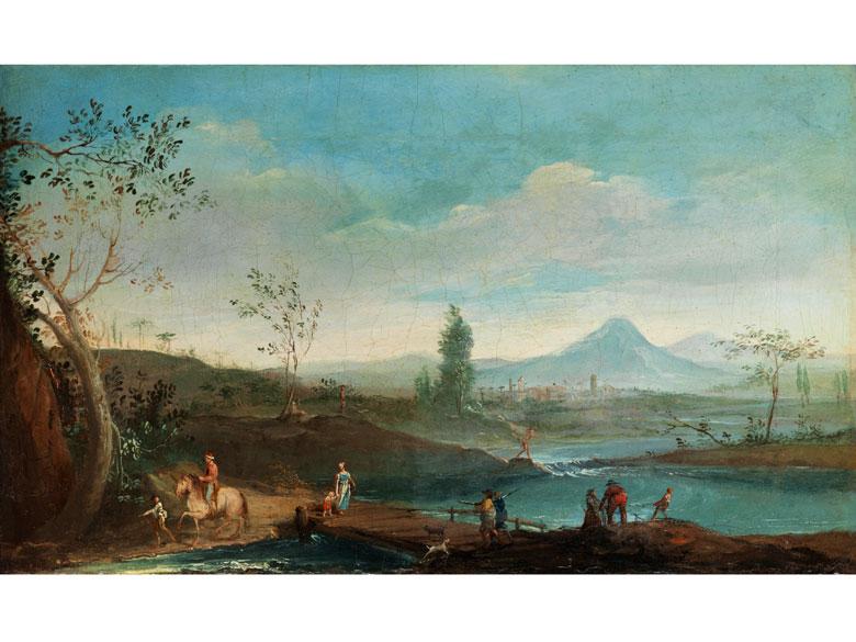 Giuseppe Bernardino Bison, 1762 Palmanova — 1844 Mailand
