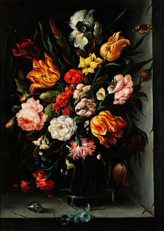 Balthasar van der Ast, 1593 – 1657, Nachfolge