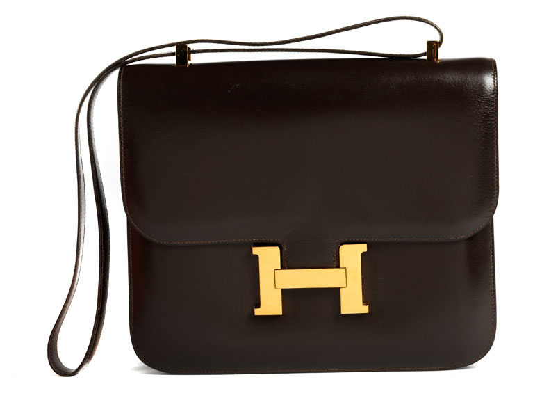 "Hermès Constance ""Tabak"""