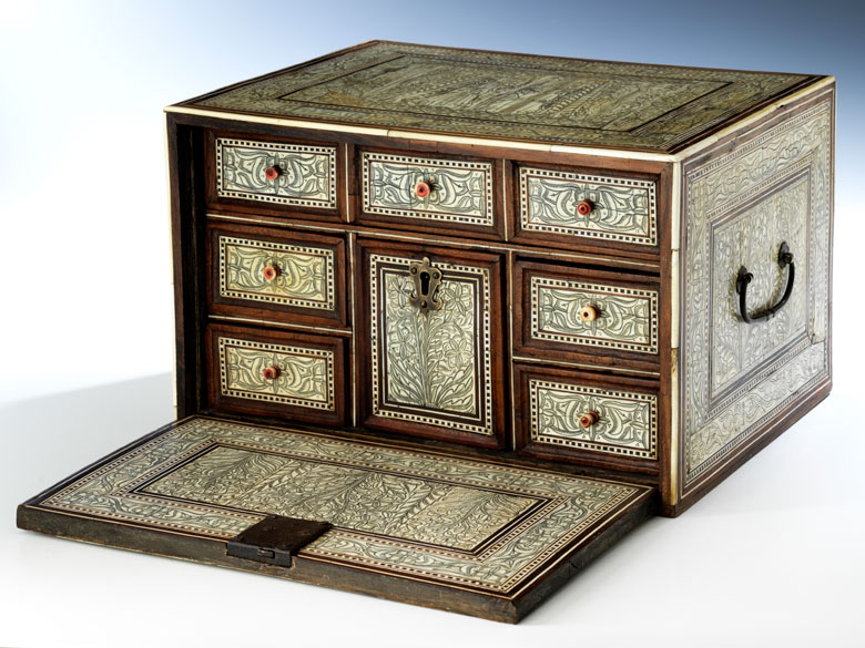 Kunstkammer-Kabinettkästchen
