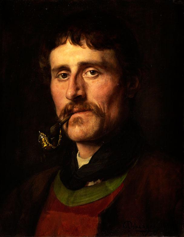 Franz von Defregger, 1835 Stronach – 1921 München