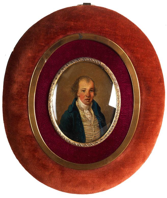 Johann Eckstein, gest. nach 1798