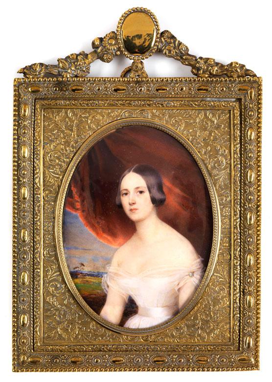 Aimée Zoé Lizinka de Mirbel, 1796 – 1849