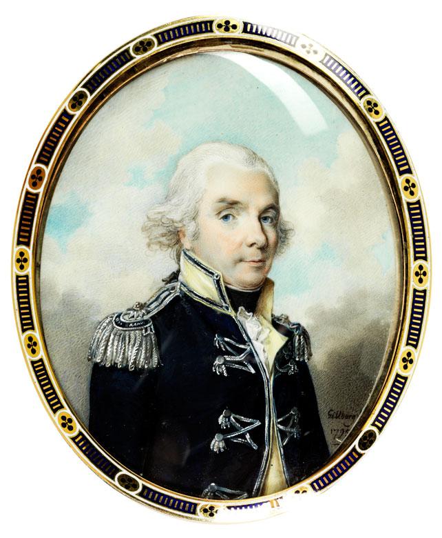 Jakob Axel Gillberg, 1769 – 1845