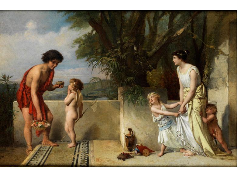 Joseph Coomans, 1816 – 1889