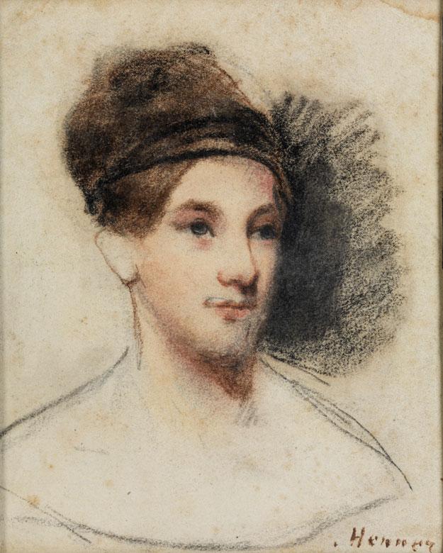 Jean Jacques Henner, 1829 Bernweiler/ Elsass – 1905 Paris