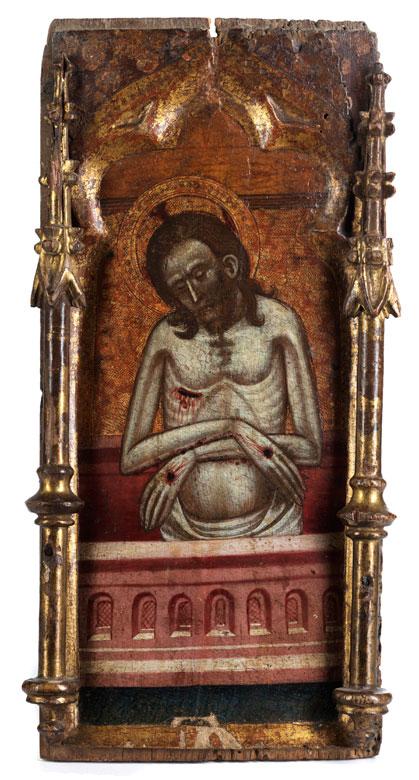 Italienischer Meister des ausgehenden 14. Jahrhunderts