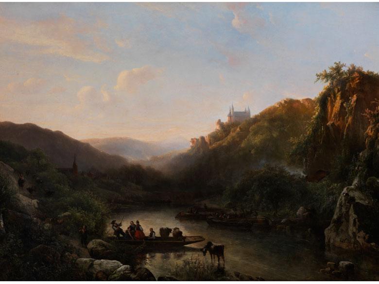 Abraham van der Waeyen Pieterszen, 1817 – 1880