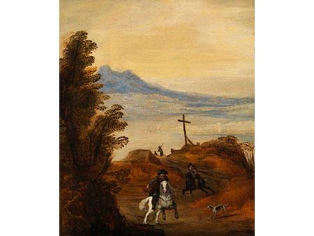 Joos de Momper d. J. Antwerpen - , und möglicherweise Sebastian Vrancx...