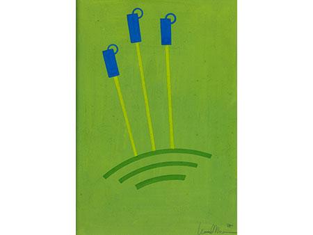Leon Maurin, Künstler des 20. Jahrhunderts